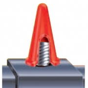 High-Temperature Cone Caps/Plugs