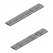 1.2mm Continuous Hinge